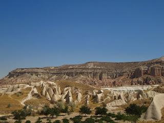 Passeggiata che si può svolgere senza guida, nel cuore della Cappadocia ma lontano dall'affollamento turistico.