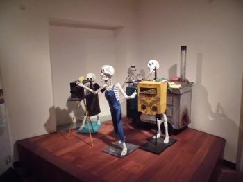 Skeletter del Nationalmuseet