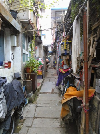 La vita all'interno di un hutong