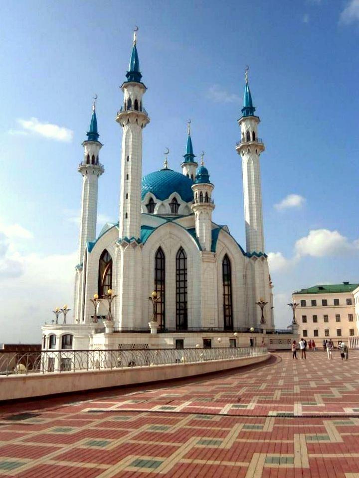 La Moschea di Kul Sharif