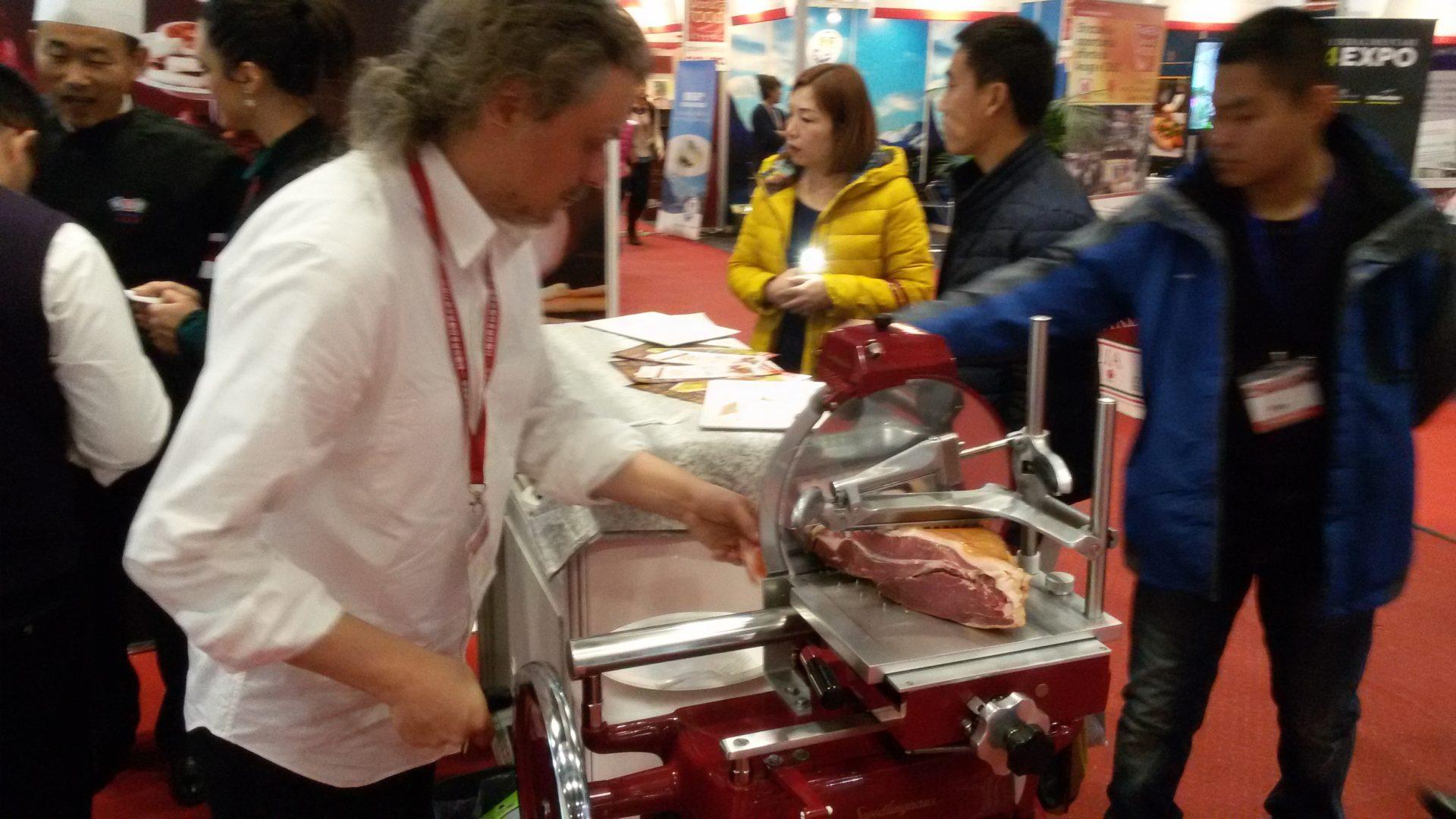 Il prosciutto di Parma, prodotto di culto tra i consumatori cinesi
