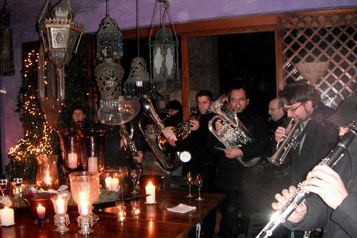 Il tradizionale Baghèt Natalizio del Corpo Musicale Città di Treviglio