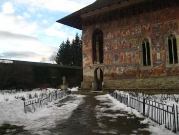 Monastero di Moldoviţei