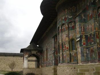 Monastero di Suceviţa