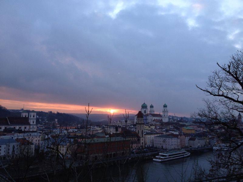 Veste Oberhaus su Passau (Vecchia fortezza)