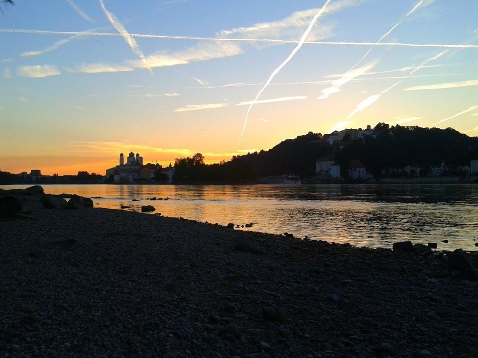 spiaggia sul Danube