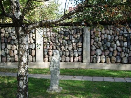 Parco degli Eroi Caduti.