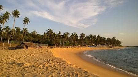 Spiaggia di Marawila