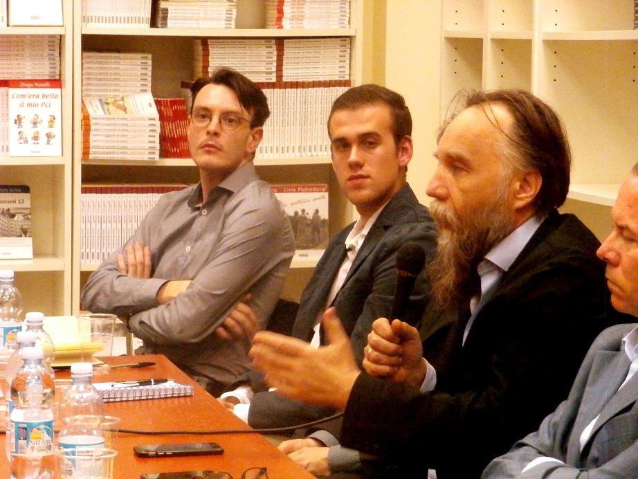 Aleksandr Dugin.