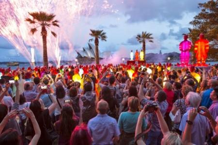 foto 2(multicultural festival di Sydney)