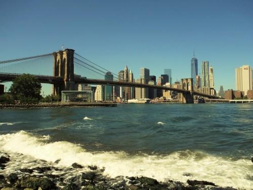 Vista di New York