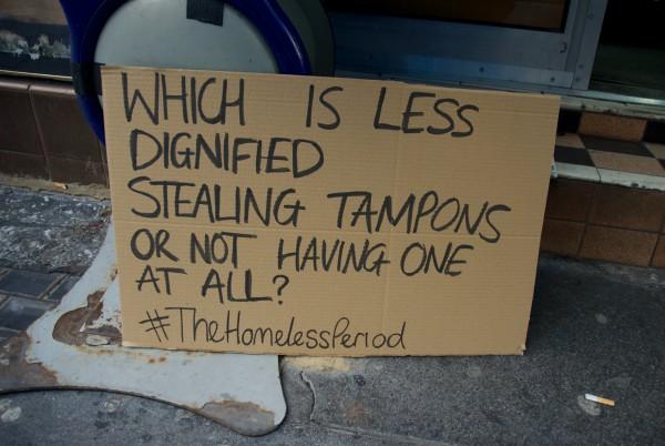The Homeless Period (thehomelessperiod.com)