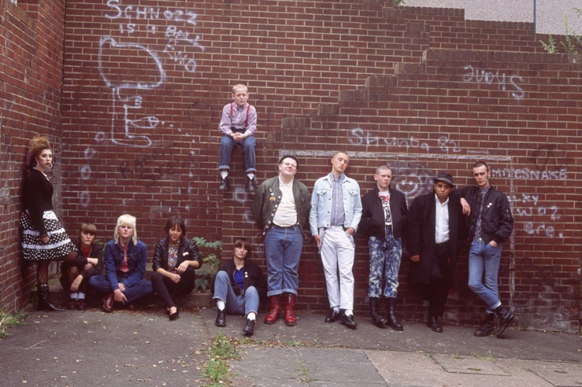 "Il cast di ""This is England"""