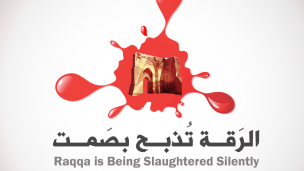 FOTO 3 - Logo di Raqqa is Being Slaughtered via Syria Untold