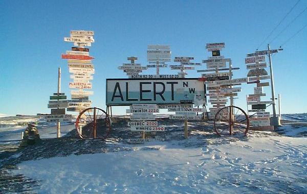 Alert, Canada
