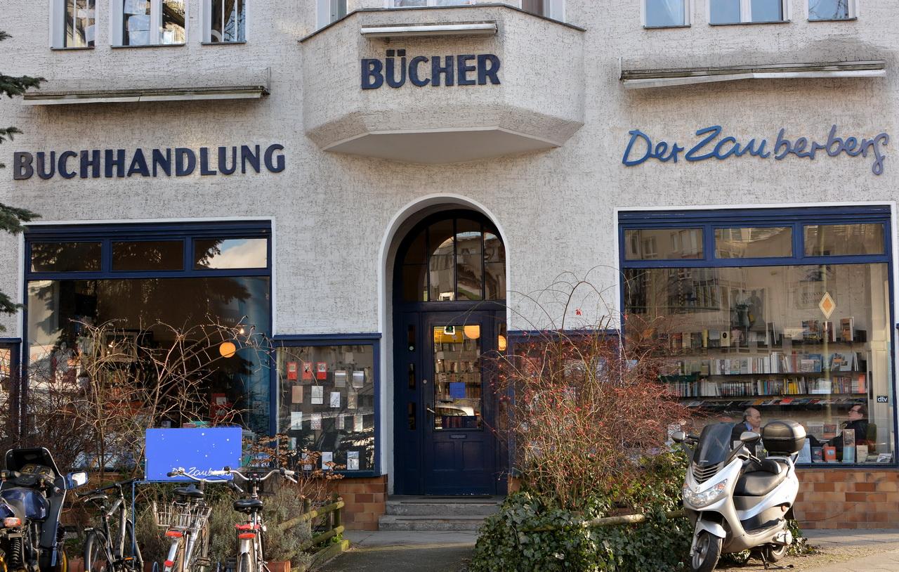 buchhandlung-zauberberg-libreria segreta di berlino