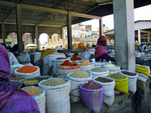 mercato Asmara