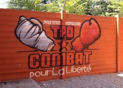 palestra popolare TPO bologna