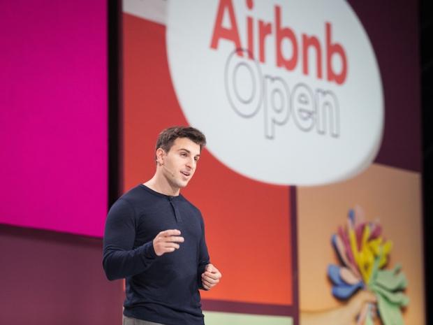 Brian Chesky, tra i fondatori di AirBnb