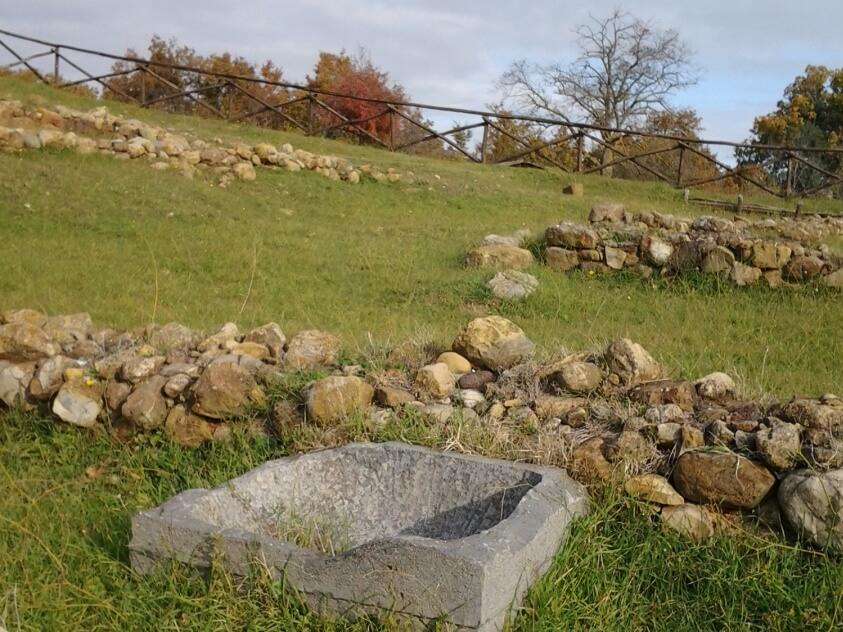 Sito Archeologico di Ghiaccioforte, Scansano