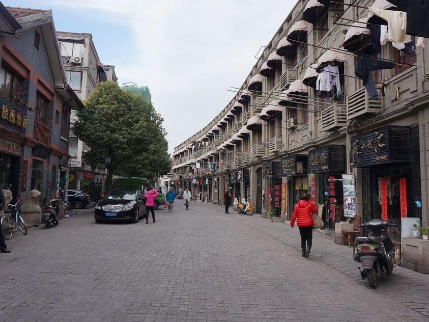 Yongan Li, Shanghai