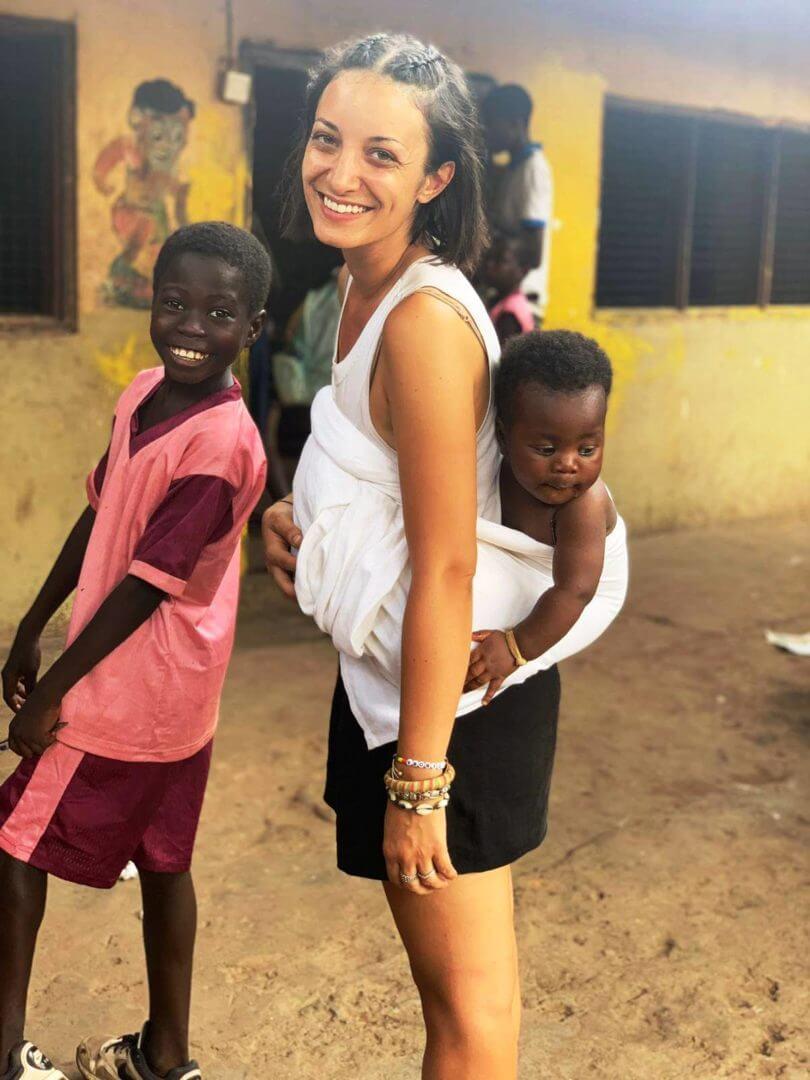 Volontariato Africa E Amore Pequod Rivista