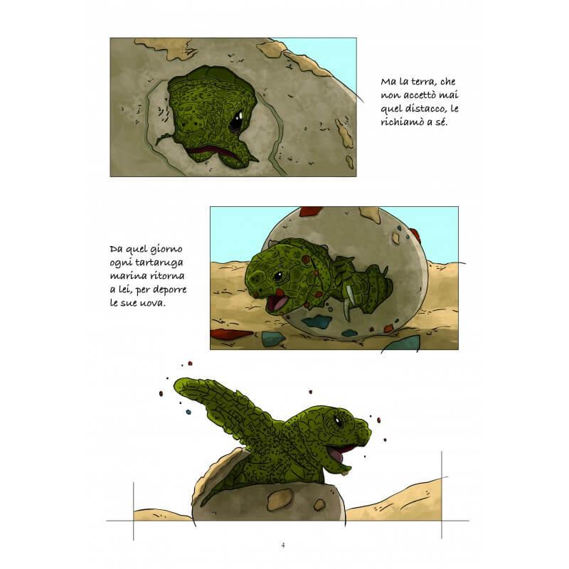 La memoria delle tartarughe marine_Pequod Rivista